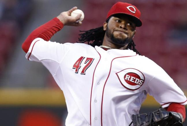 Johnny Cueto has been balling all year