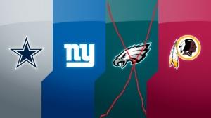 The NFC Beast!!!!!!
